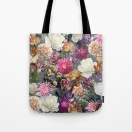 Summer garden pattern Tote Bag