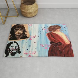 The Male Gaze Rug