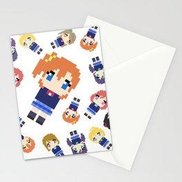 Pixel Honoka Stationery Cards