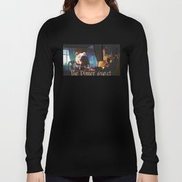 The Dinner Guest or The Bear who came to Dinner Long Sleeve T-shirt