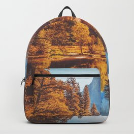 Half Dome Reflection Backpack