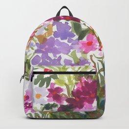 Grand Hotel Floral Backpack