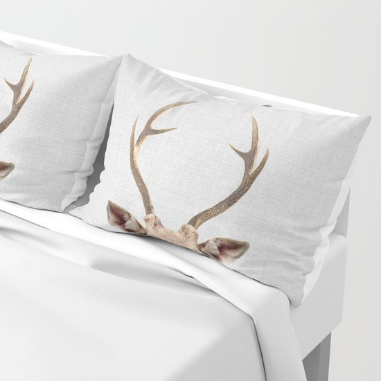 Deer - Colorful by galdesign