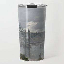 Oregon Bridges Travel Mug