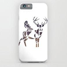 deer & owl Slim Case iPhone 6s