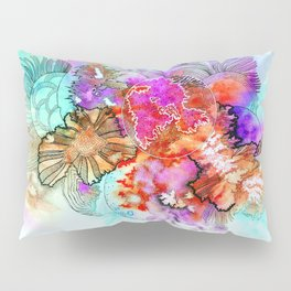 organic blooms Pillow Sham