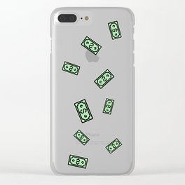 ' Life is a Slot Machine ' Clear iPhone Case