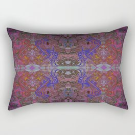 There Are Cats Pattern Rectangular Pillow