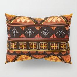 Modern Native American Pattern Pillow Sham