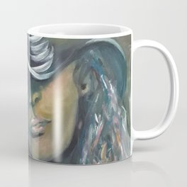 Invisible 2 by Lu Coffee Mug