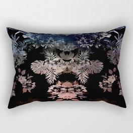 Dark botanical Rectangular Pillow