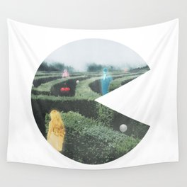 Sir, We Are Hunting Ghosts Wall Tapestry