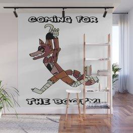 BOOTY! Wall Mural