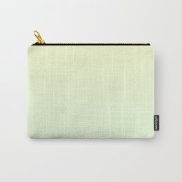 Color gradient 10. Yellow and green. abstraction,abstract,minimalism,plain,ombré Carry-All Pouch