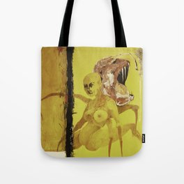 Persistence of Ego Tote Bag