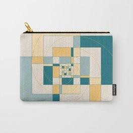 Fibonacci Experiment IV Carry-All Pouch