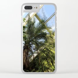 A taste of the tropics in Wisconsin Clear iPhone Case