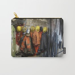 Working clothes, steam locomotives Carry-All Pouch