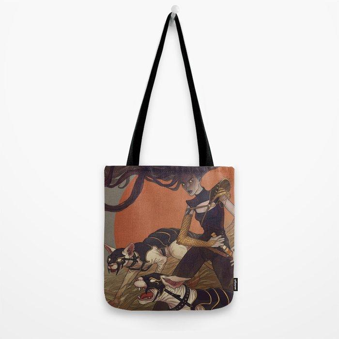 War Cats Tote Bag