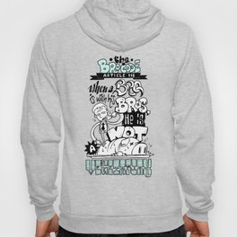 The Bro Code - Article 118 Hoody