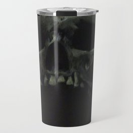 to die will be an awfully big adventure Travel Mug