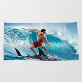 Fantastic Trip Beach Towel