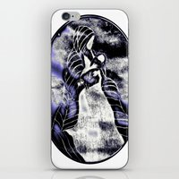 mother iPhone & iPod Skins featuring Mother by Christa Bethune Smith