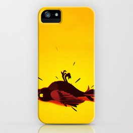 My bird iPhone Case