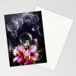 Soap Bubbles Stationery Cards