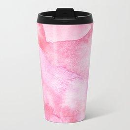 Crimson Landscape Travel Mug