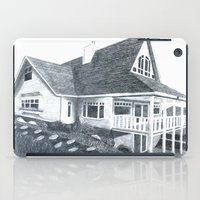 shameless iPad Cases featuring House  by BevyArt