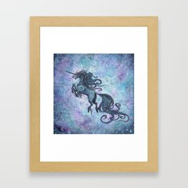 Per Aspera Ad Astra Framed Art Print