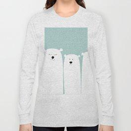 Polar people Long Sleeve T-shirt