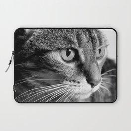 cat look Laptop Sleeve