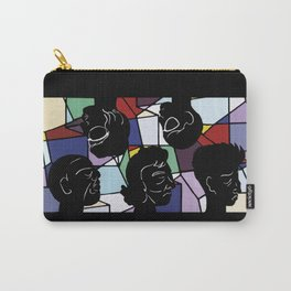 """""""In Our Heads"""" by Virginia McCarthy Carry-All Pouch"""