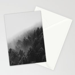 Misty Forest II Stationery Cards