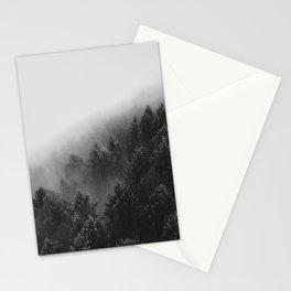Misty Forest II Stationery Cards