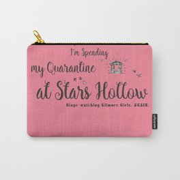At Stars Hollow-Gilmore Girls. Carry-All Pouch