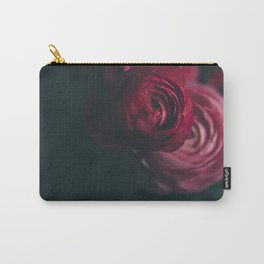 Red Ranunculus Carry-All Pouch