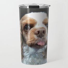 Fiona - the wonder dog Travel Mug