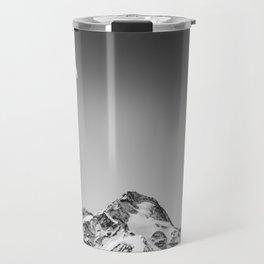 Alpine Paraskiing Travel Mug