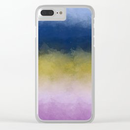 Gluttony Clear iPhone Case