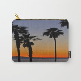 HB Sunsets  11/23/15 Carry-All Pouch