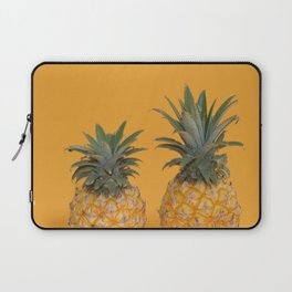 A tale of two pineapples Laptop Sleeve