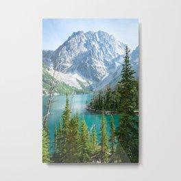 Lake Colchuck Metal Print