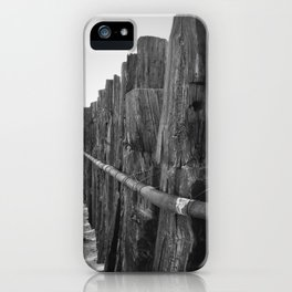 Sun Decayed Corral, Angle 3 iPhone Case