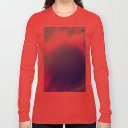 Pastel Vortex Long Sleeve T-shirt