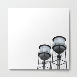 The Towers Metal Print