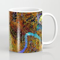 new orleans Mugs featuring new orleans by donphil