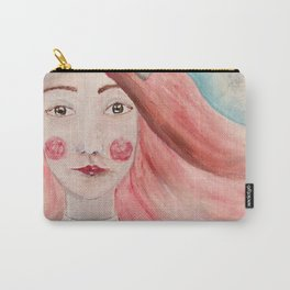 Pierrot Girl Carry-All Pouch